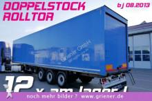 Schmitz Cargobull SKO 24 /ROLLTOR / DOPPELSTOCK / 12x VORHANDEN !! semi-trailer
