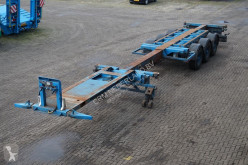 trailer Broshuis Container chassis 3-assig