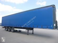 Krone Coil Schiebeplanen Sattelauflieger SDP 27 eLCQ4-CS W semi-trailer
