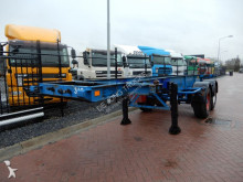 trailer Desot 20 FT chassis / Steel suspension