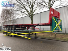 semi reboque Trouillet open laadbak 20 / 30 / 40 FT, Twistlocks, Disc brakes