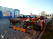 semi reboque Schmitz Cargobull CFS 20 / Double montage / Steel suspension
