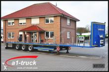 semirremolque Krone SD, Mega, Twistlock, Steckrungen, Container