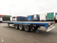 полуприцеп LAG strong trailer, hardwooden floor, BPW