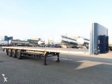 semi reboque Schmitz Cargobull galvanisiert, SAF+Scheibebremsen, NL-Auflieger