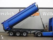 Langendorf SKSHS 24/28, Hardox, 25 m³, Luft/Lift semi-trailer