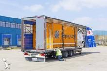 Schmitz Cargobull SCS VARIOS - Rehaussable au roulage jusqu'a 3050mm - Actuellement disponible sur parc Auflieger