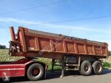 Robuste Kaiser Oplegger LAmes/steel semi-trailer