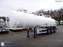 trailer Maisonneuve Chemical ACID tank 24.4 m3 / 1 comp
