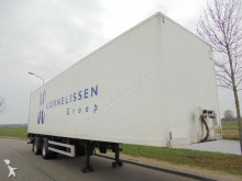 semi remorque Kässbohrer Box / Steering / 2.5 T D`Hollandia Lift / NL / APK