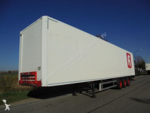 semirimorchio Renders Closed Box / BPW / Back Doors / NL Trailer