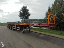 semirimorchio Capperi Extendable PLatform / 3x Steering Alxe / ROR Axles
