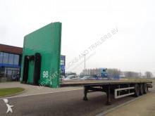 trailer Kögel Platform / SAF / Discbrakes / NL / APK