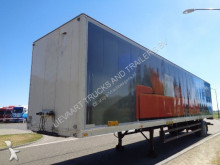 Spier City Box / Steering / 13.60 M / SAF / NL Trailer semi-trailer