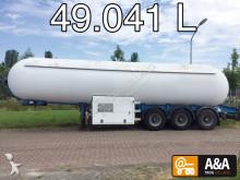 naczepa Robine LPG GPL propane butane gas gaz 49.041 L