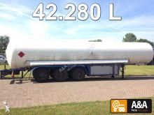 Zasta LPG GPL propane butane gas gaz 42.820 L Auflieger