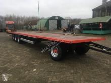 Krone flatbed trailer