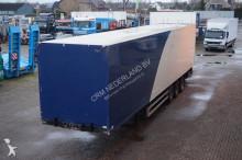 trailer Van Eck Dt-3i 3-assig gesloten oplegger