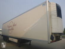 Krone refrigerated semi-trailer