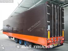 trailer Pacton L3-003 BPW Liftachse Hydraroll Aircargo