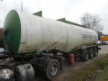Fruehauf Oplegger asfalt /heater/chauffage