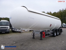 n/a Gas tank steel 47.8 m3 / ADR 03/2019 semi-trailer