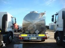 Magyar chemical tanker semi-trailer