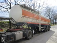 Hendricks Oplegger steeltank acier Auflieger