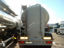 Spitzer semi-trailer