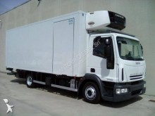 Iveco insulated semi-trailer