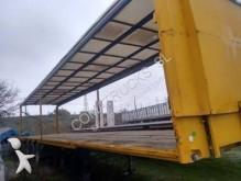 semiremorca platformă Contrailer