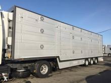 trailer Pezzaioli 3 étages - 2 compartiments