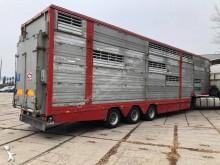 used livestock semi-trailer