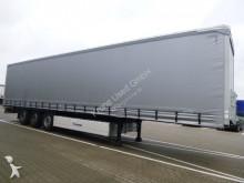 semirremolque Krone Schiebeplanen Sattelauflieger SDP 27 eLB50-CS