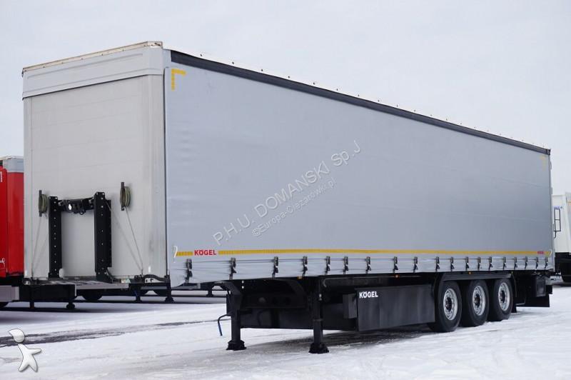 Naczepa Kögel FIRANKA / XL / MULTI LOCK / STANDARD