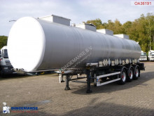 semi reboque BSLT Chemical tank inox 33 m3 / 4 comp / ADR 01/2019