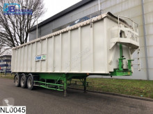 trailer Benalu kipper 56 M3, Steel suspension