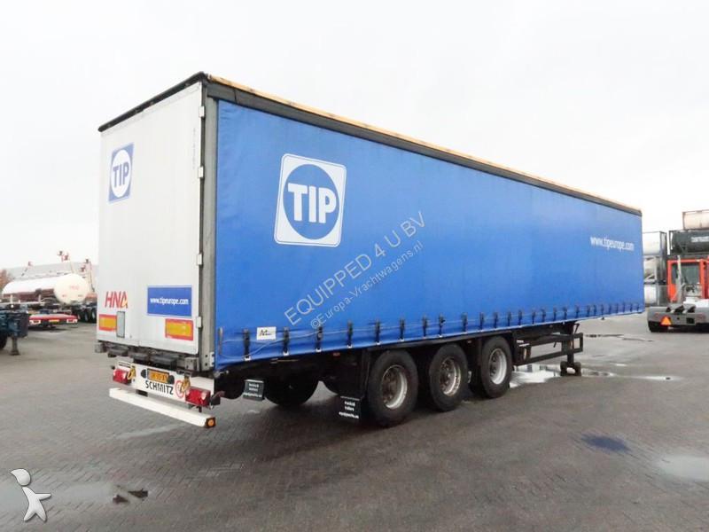 Trailer Schmitz Cargobull COIL, galvanised, BPW, NL-trailer