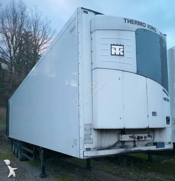 Semi remorque Schmitz Cargobull THERMO KING SLX SPECTRUM