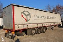 trailer Acerbi Modello: Semirimorchio, Centinato Francese, 3 assi, 13.60 m