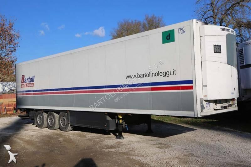Semirimorchio Schmitz Cargobull Modello: Semirimorchio, Frigorifero, 3 assi, 13.60 m