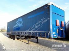 semi remorque Schmitz Cargobull Curtainsider Mega