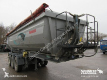 naczepa Reisch Tipper steel half pipe body 24m³