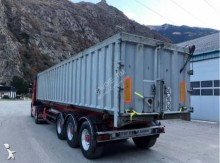 used scrap dumper semi-trailer