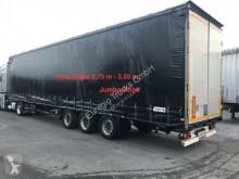 semi remorque Schmitz Cargobull 3-achs Tautliner VARIOS Mega-Standard