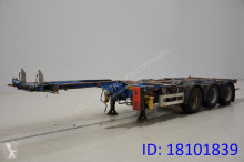 Pacton 3 x Ausziehbar – 20/30/40/45FT semi-trailer