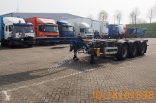 Pacton Extendable 3x20/30/40/45FT – ADR(FL/OX/AT) semi-trailer
