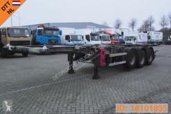 Groenewegen Skelet 20-30 ft / ADR semi-trailer