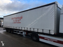 Kel-Berg S40-3 BPW drum brakes semi-trailer