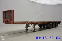 Flandria flatbed semi-trailer